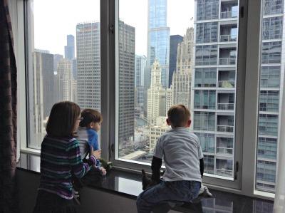Embassey Suites Hotel Chicago