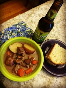 Simple St. Patrick's Day Dinner