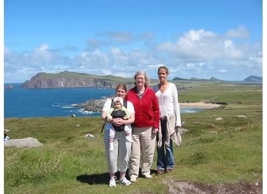 three generations ireland