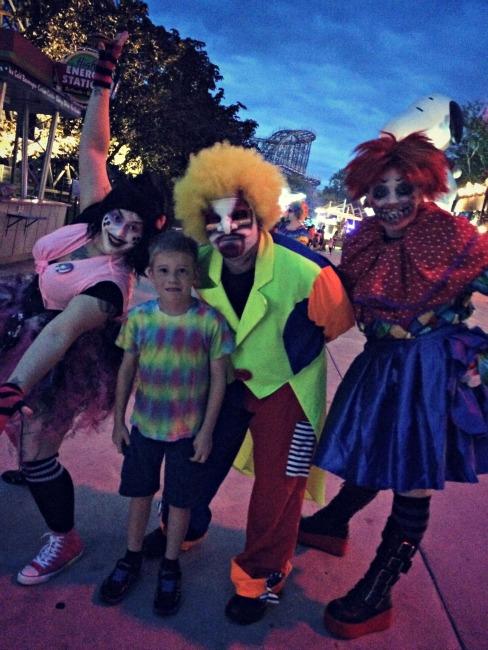 HalloWeekend Clowns