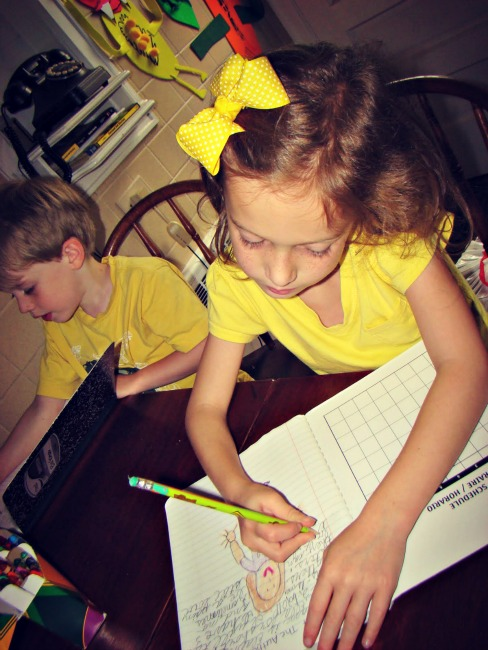 Summer Journals Ella Max
