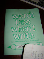 Summer Journals Words That I Write