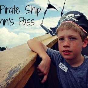 The Pirate Ship at John's Pass