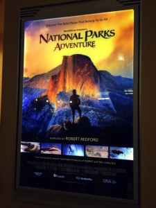 The Cincinnati Museum Center OMNIMAX Theater presents National Parks Adventure