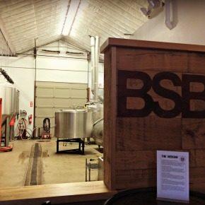 Blank Slate Brewing Company in Cincinnati {CLOSED}