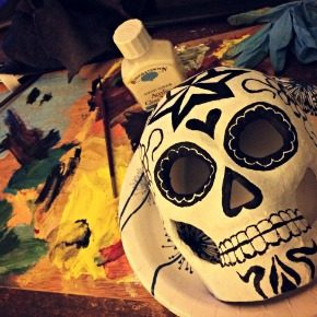 St. Theresa's Textile Trove & Sugar Skull Costumes