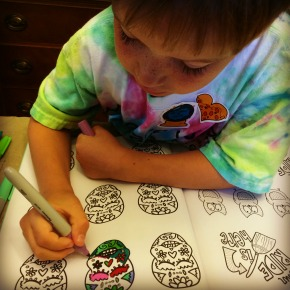 Crafty Fun for Hot Summer Days {GIVEAWAY}