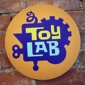 A Birthday Party at the Happen Inc. Toy Lab in Northside