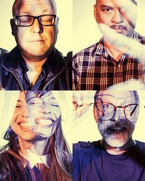 The Pixies photos