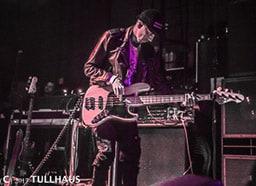 Matisyahu bassist Stu Brooks.