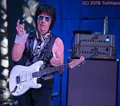 Guitar Legend Jeff Beck.