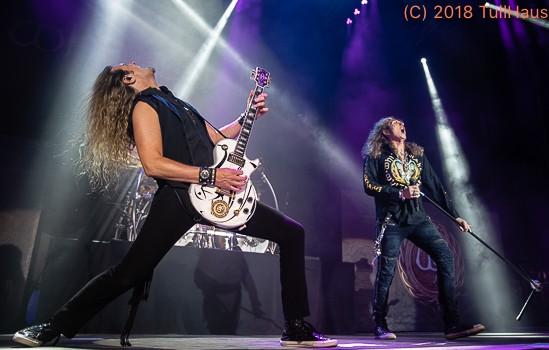 Whitesnake concert Photos
