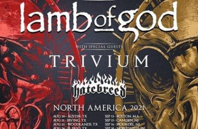 Hatebreed, Trivium, Lamb of God