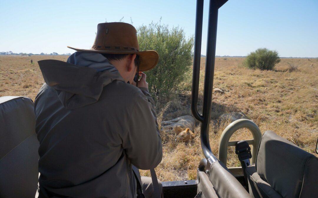 Going on an Adventure Safari