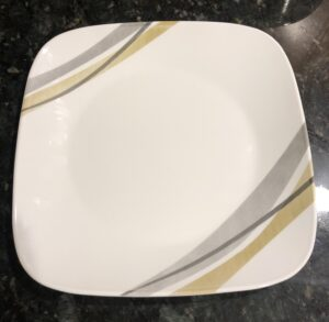 Brave Africa plates