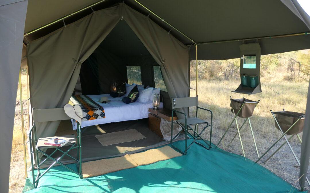 Our U.S. Team Visits Botswana for Safari Preparation