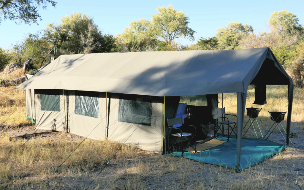 Brave Africa Tent