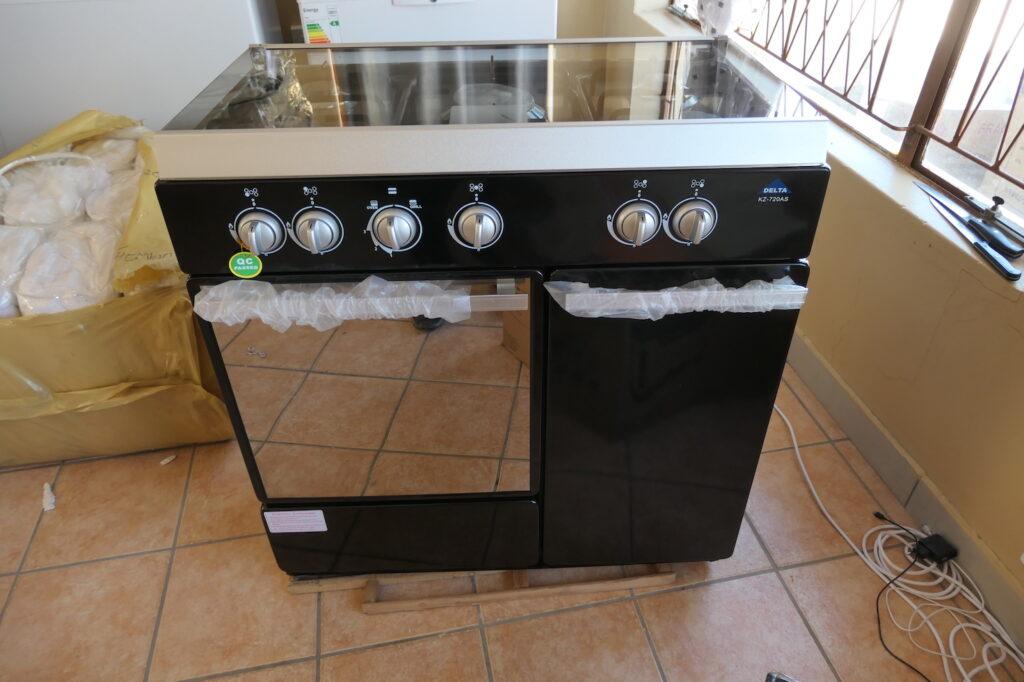 Botswana safari review check the oven
