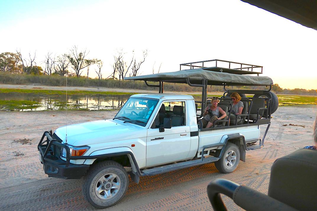 Safari car no modifications