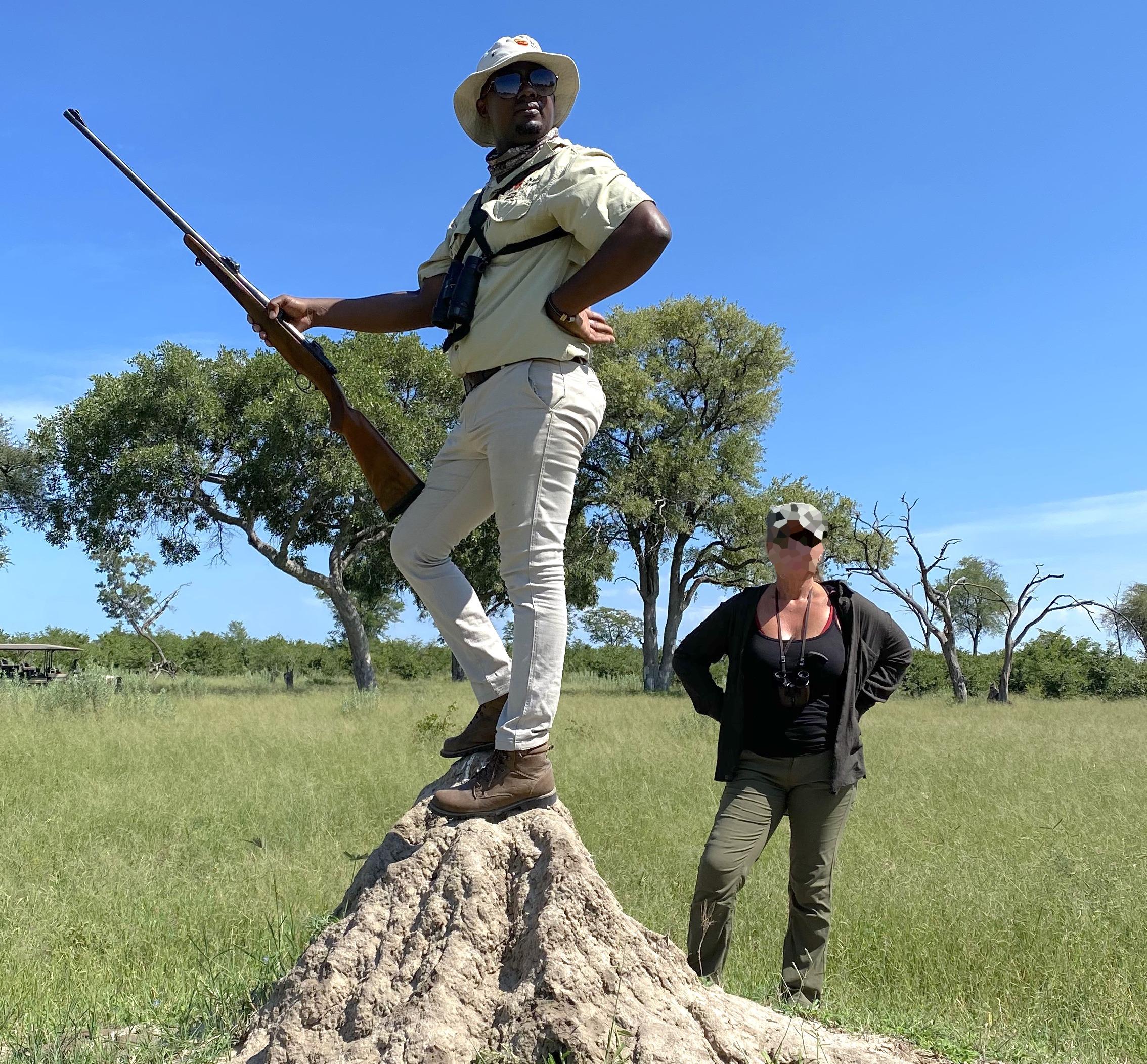 Walking Safari Activity
