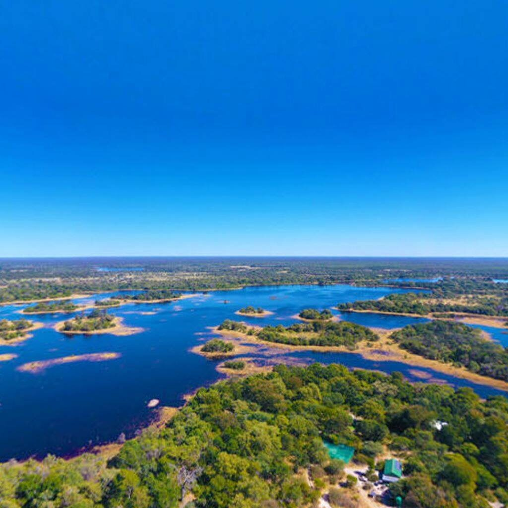 Okavango Delta Floodwaters