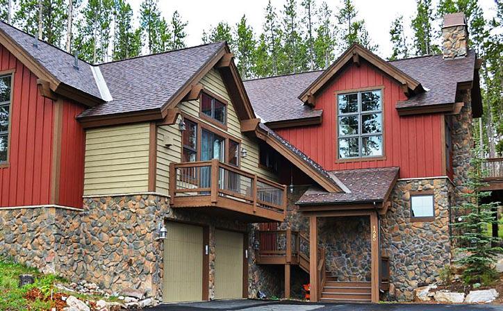 Breckenridge Colorado Luxury Vacation Rental Homes and Condos Highland Heaven