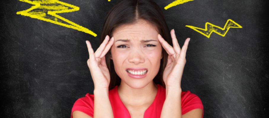 Headache - migraine and stress