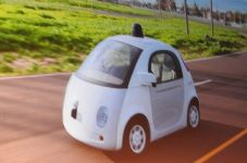 Self-driving Cars Will Push Chip Technology and Hardware Systems