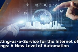 Testing as a Service for IoT