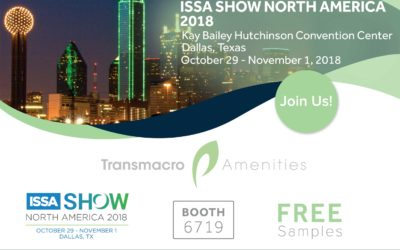 Join us at the ISSA Show North America Dallas 2018