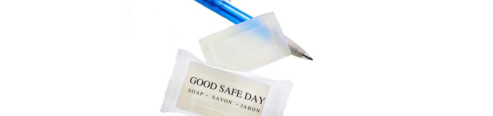 Transmacro Amenities Translucent Bar Soap