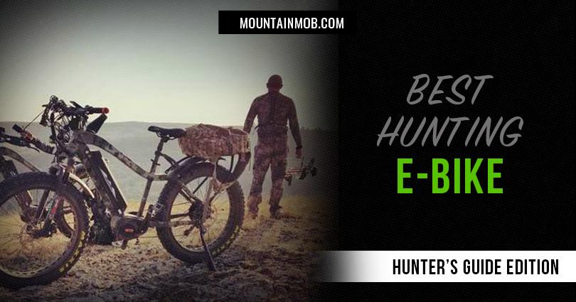 best electric hunting bike