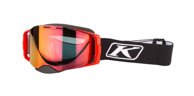best snowmobile goggles klim edge