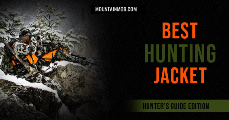 best hunting jacket featured image