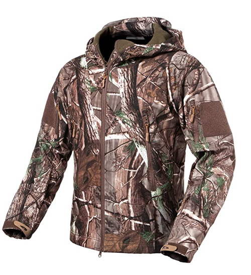 quality ReFire coat