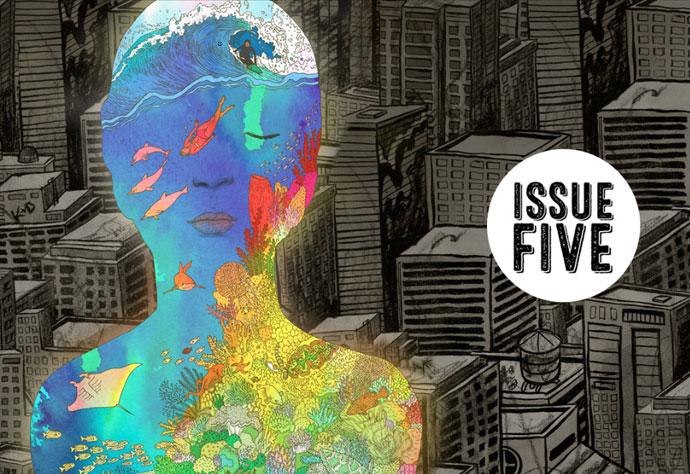 Sea Stoke : Issue 5