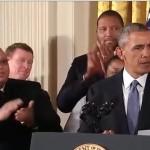 President Obama deliver remarks on reducing gun violence & making communities safer