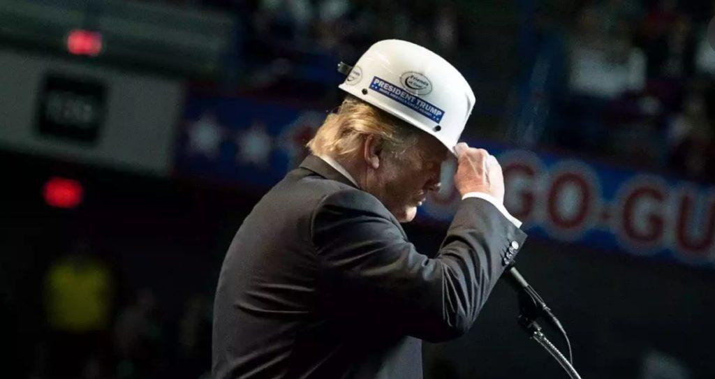 Donald Trump Appalachia