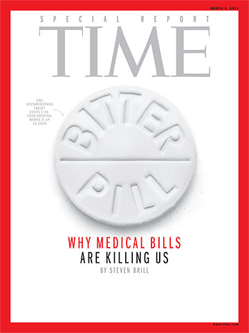 The Sickness of American Healthcare