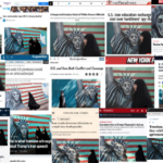 Please Stop Using 'Woman in Chador Walks by Anti-US Mural' Stock Photo for Every Article About Iran