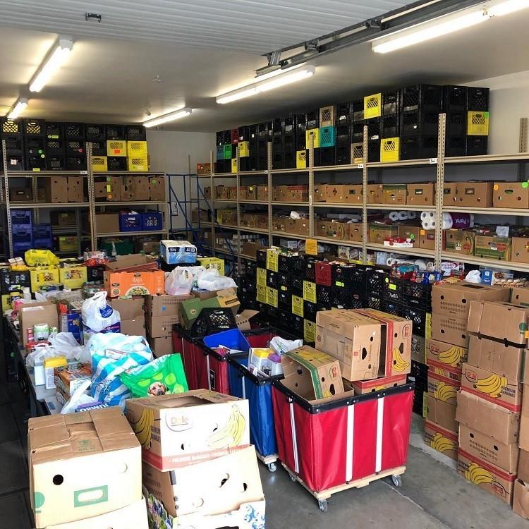 Okotoks Foodbank Food Drive