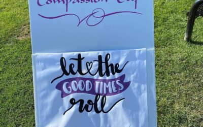 Foothills Ladies Compassion Cup golf tournament