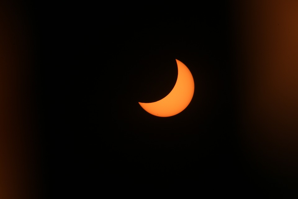 Did You Get The Full Show On The Solar Eclipse?