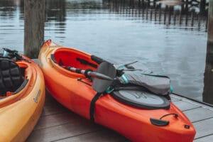 Kayak Rentals in St. Pete