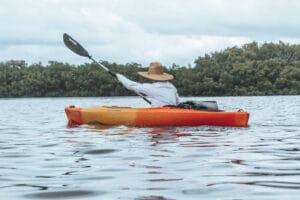 Kayaking St. Pete beach