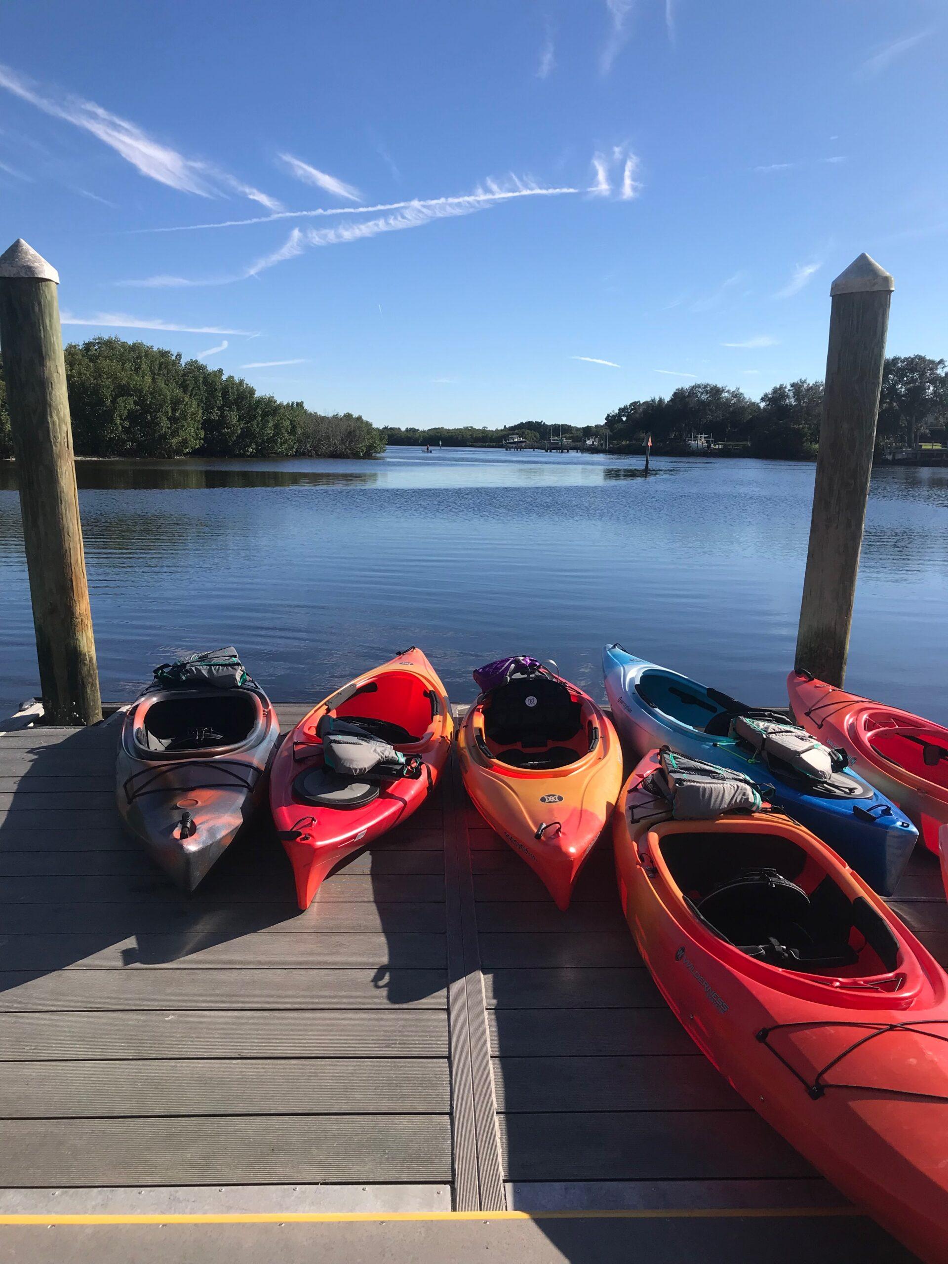 Beautiful Kayaking Spots in Tampa Bay