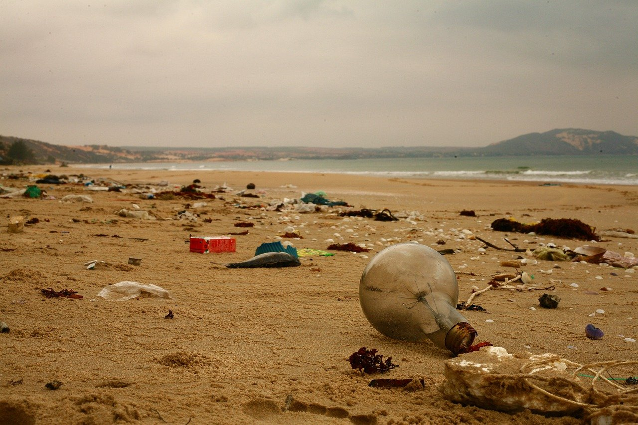 Marine Debris – How Can You Solve the Marine Pollution Problem?