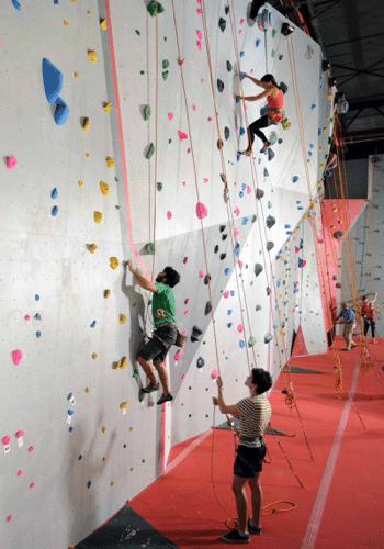 Vertical Ventures Rock Climbing