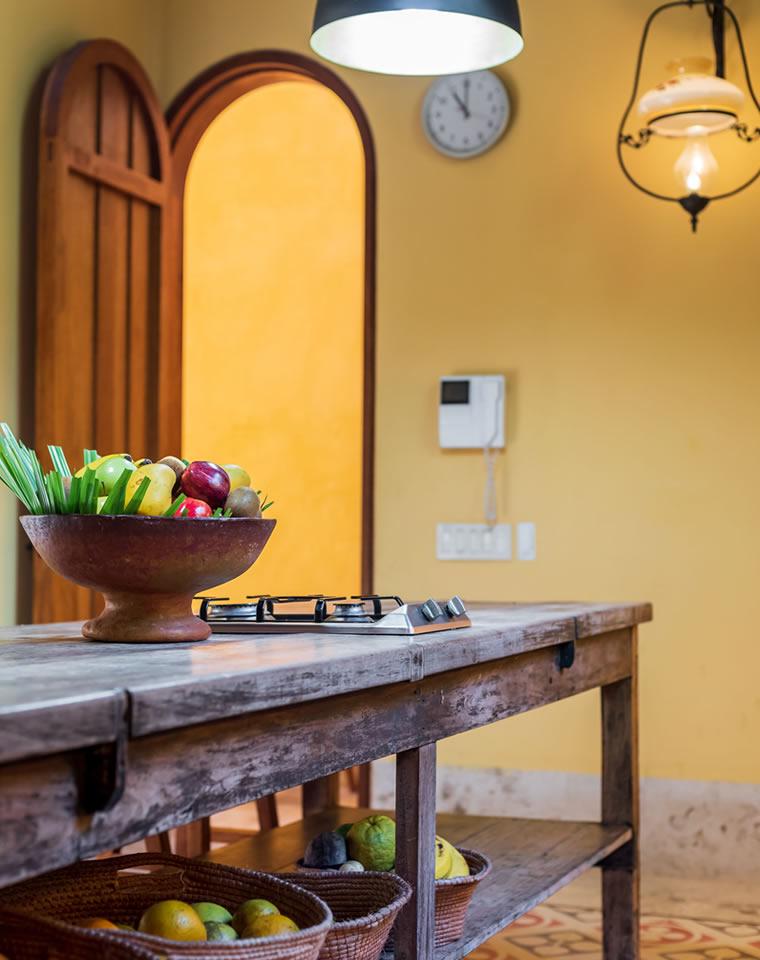 Hacienda Chekul Kitchen Fruit