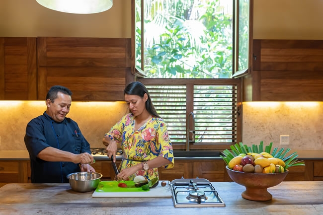 Hacienda Chekul Full Service Luxury Villa in Tulum